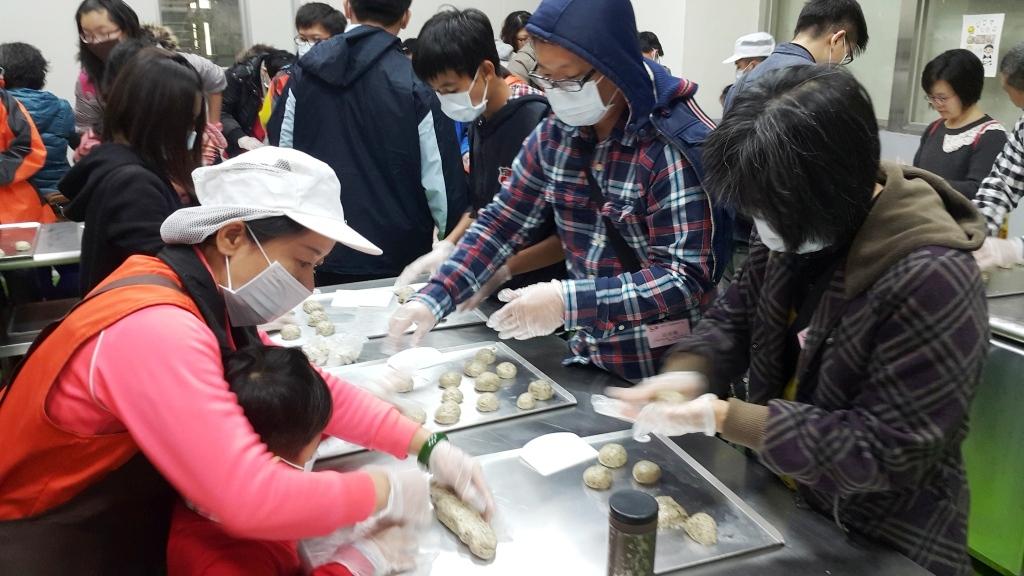 韓國麵包DIY2